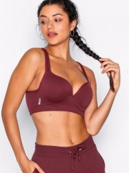 Only Play onpMARTINE Seamless Sports Bra Opu Sports-BH Mørklilla