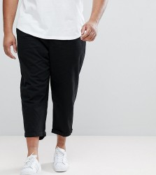 Only & Sons Balloon Fit Chino - Black