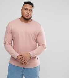 Only & Sons Crew Neck Sweat - Pink