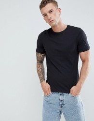 Only & Sons Crew Neck T-Shirt - Black