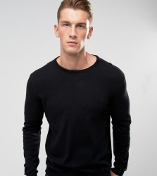 Only & Sons Fine Knit Jumper - Navy