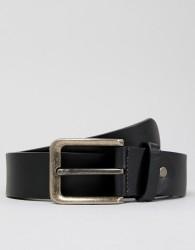 Only & Sons Leather Belt - Black