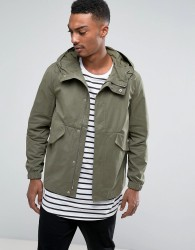 Only & Sons Parka Jacket - Green