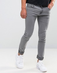 Only & Sons Skinny Jeans - Grey