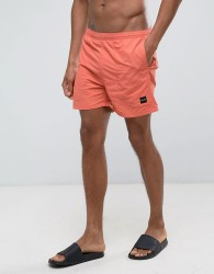 Only & Sons Swim Shorts In Pink - Pink