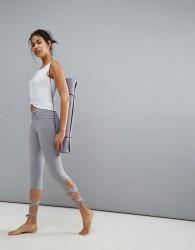Onzie Ballerina Grey Leggings - Multi
