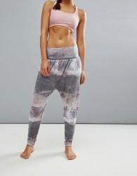 Onzie Harem Printed Yoga Pants - Multi