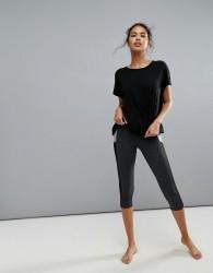 Onzie Mesh Panel Stunner Legging - Multi
