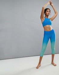 Onzie Ombre Legging - Blue