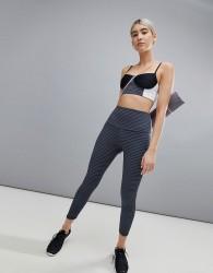 Onzie Stripe Hi-Rise Yoga Leggings - Multi