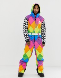 OOSC Diamonds Are Forever Ski Suit - Multi