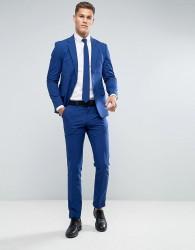OppoSuits Suit Tie In Navy - Navy
