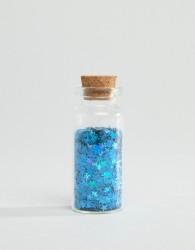 Orelia Glitter Stars Pot - Multi
