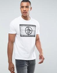 Original Penguin Logo T-Shirt - White