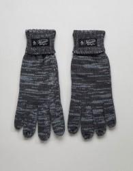 Original Penguin Straits Gloves - Grey