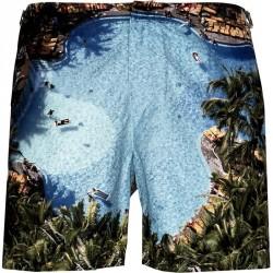 ORLEBAR BROWN 259163 BULLDOG HULTON GETTY Shorts Blue