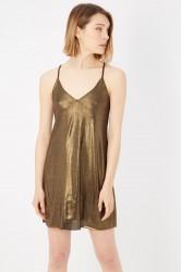 Oro Gold Dress