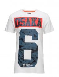 Osaka 6 Camo Tee