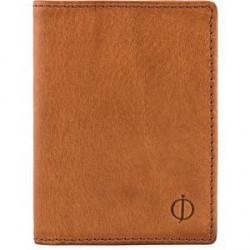 Oscar Jacobson Credit Card Wallet Tan