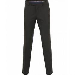 Oscar Jacobson Damien Trousers Super 120's Wool Black
