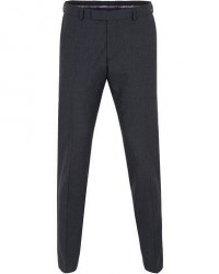 Oscar Jacobson Damien Trousers Super 120's Wool Grey