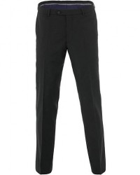 Oscar Jacobson Denz Wool Trousers Black men 54
