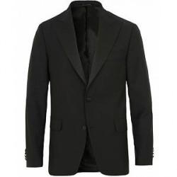 Oscar Jacobson Elder Tuxedo Blazer Black