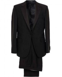 Oscar Jacobson Frampton Tuxedo Black men One size Sort