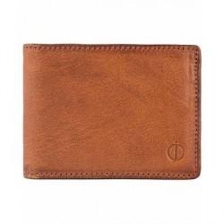 Oscar Jacobson Leather Wallet Tan