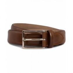 Oscar Jacobson Suit Belt 3 cm Cognac