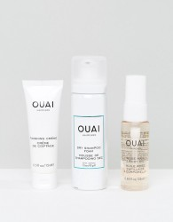 Ouai Limited Edition Morning After Kit - Clear