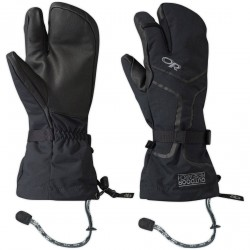 Outdoor Research Highcamp 3-Finger Gloves Handsker - Herre