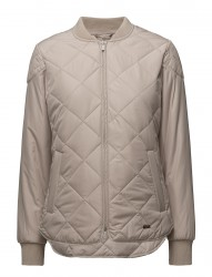 Padded Quilt Jacket