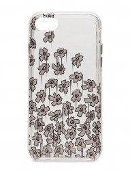 Painterly Flowers Case Iphone 7