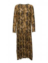 Palm Long Dress