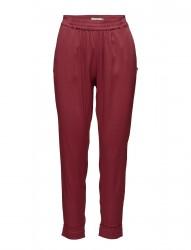 Pants W. Fold-Up Hem