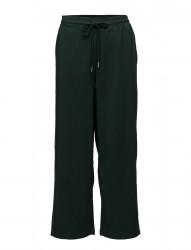 Pants W. Tieband And Elastic Waist