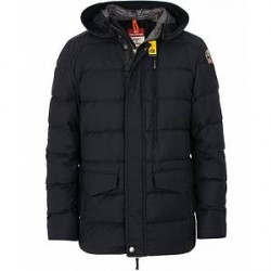 Parajumpers Clay Wool Down Parka Navy