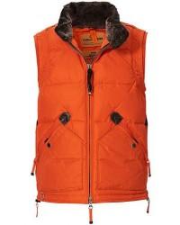 Parajumpers Kobuk Masterpiece Vest Carrot men M Orange