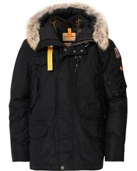 Parajumpers Right Hand Masterpiece Parka Black men M Sort