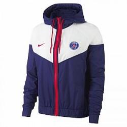Paris Saint-Germain Windrunner-jakke til kvinder - Blå