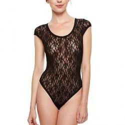 Passionata Crazy Lace Body - Black * Kampagne *