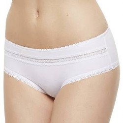 Passionata Mignonne Shorty - White - Large