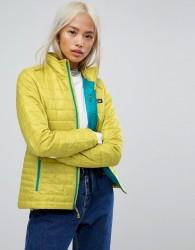 Patagonia Nano Puff Jacket In Green - Green