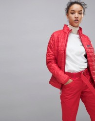 Patagonia Nano Puff Jacket In Red - Red