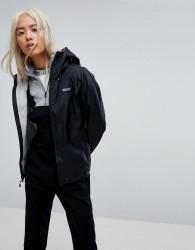 Patagonia Torrentshell Jacket In Black - Black