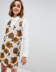 Paul & Joe Sister floral jacquard pinafore dress - Multi