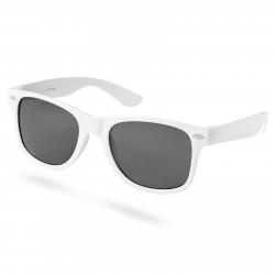 Paul Riley Dynamisk Sort Hvid Solbrille