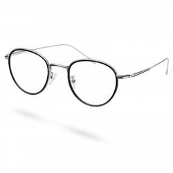 Paul Riley Sølvtonede Atrium Briller
