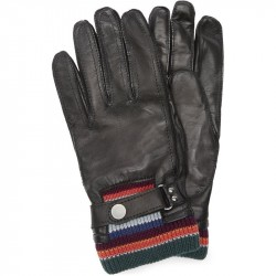 Paul Smith Accessories M1A80020D AG186N Handsker Sort
